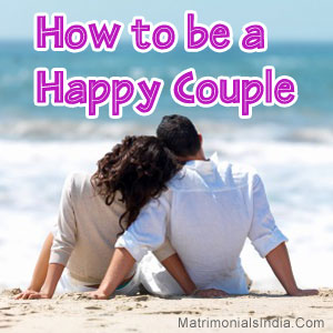 How To Be A Happy Couple