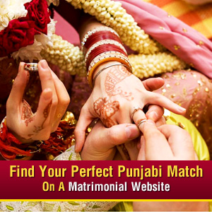Find Your Perfect Punjabi Match On A Matrimonial Website