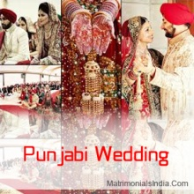The Glamour And Grandness Of Punjabi Wedding