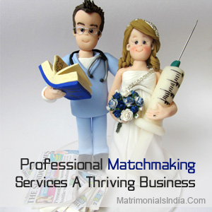 Professional Matchmaking Services: A Thriving Business