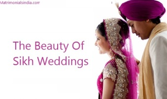 The Beauty Of Sikh Weddings